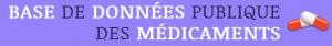 Informations officielles sur les médicaments