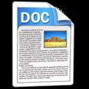 Déclaration au format Word (.doc)